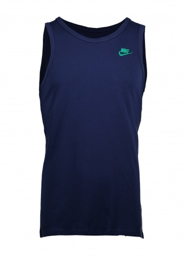 Sportswear Vest - Binary Blue