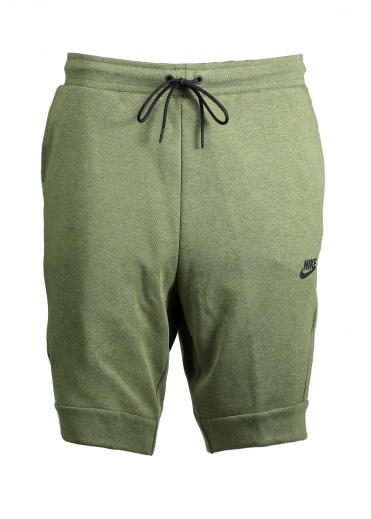 Tech Fleece Shorts - Palm Green