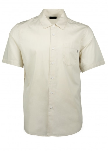 Tour City Woven Shirt - Light Cream