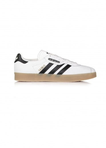Gazelle Super - White / Black