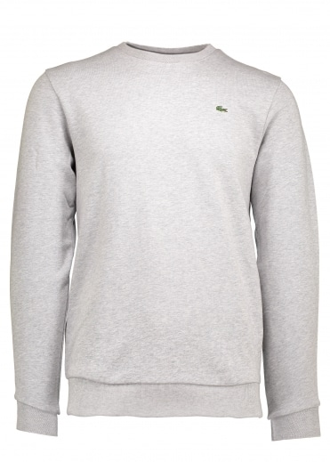 Fleece Sweatshirt - Silver Chine