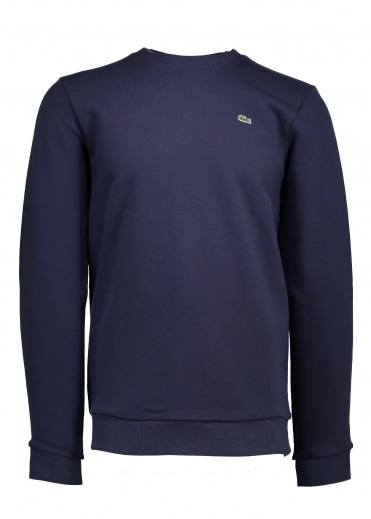 Fleece Sweatshirt - Navy Blue