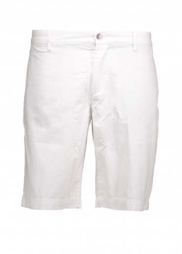 Bermuda Shorts - White