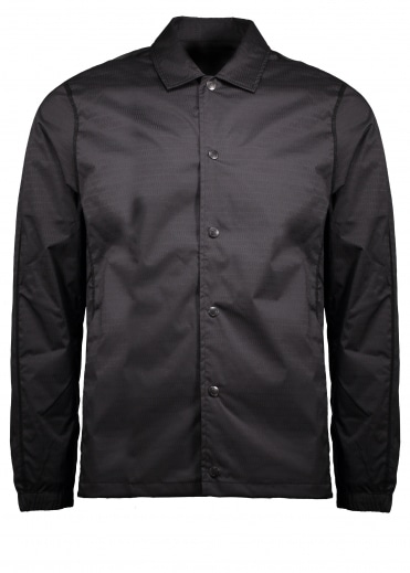 Honeycomb Coach Jacket - Black
