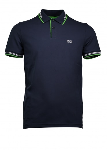 Paul Polo - Navy / Green