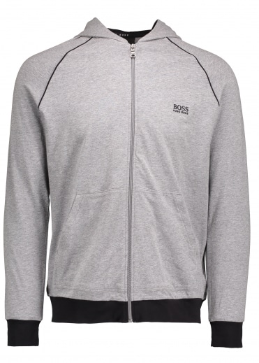 Jacket Hooded - Medium Grey
