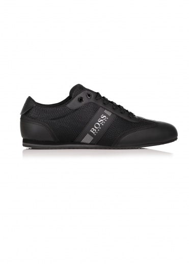 Lighter Low Trainers - Black