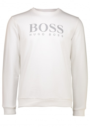 Crew Sweatshirt - White