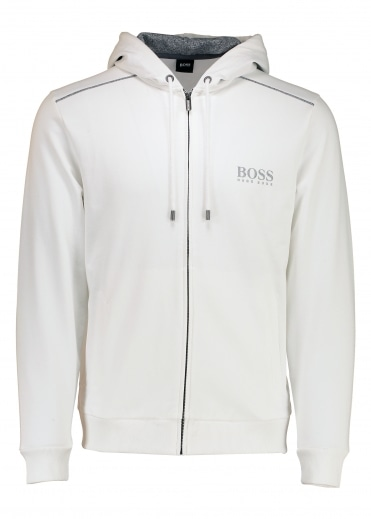Hooded Jacket - White