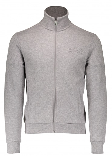 Skaz Track Top - Light Grey