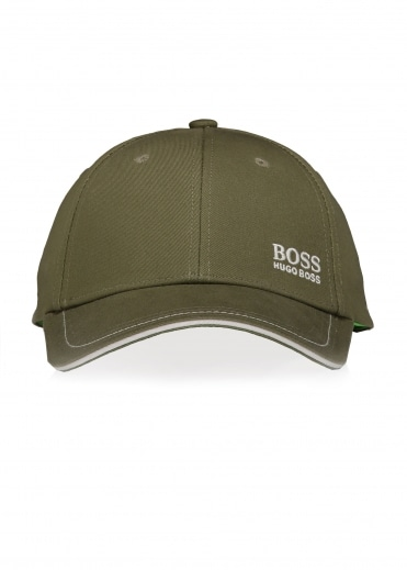 Cap 1 - Dark Green