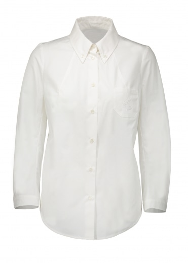 Scale Shirt - White