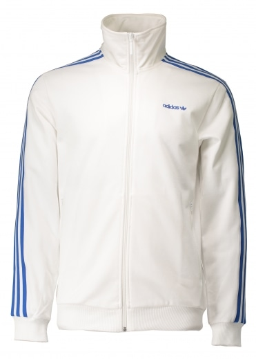 Osaka 70 Beck Track Top - White