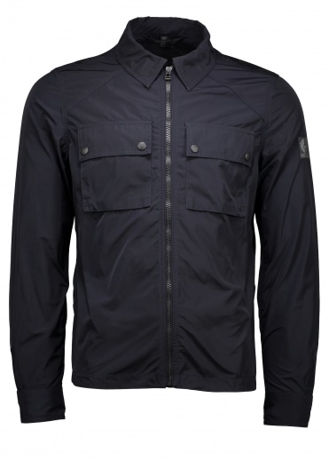 Shawbury Shirt - Dark Ink