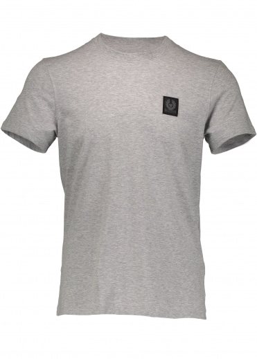 Throwley Tee - Grey Melange