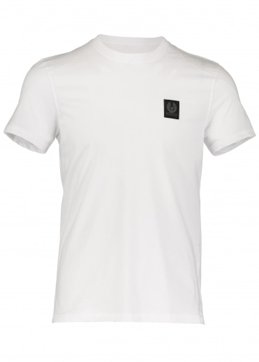 Throwley Tee - White