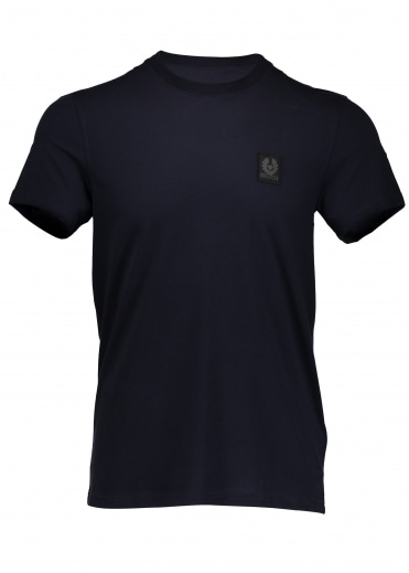 Throwley Tee - Navy