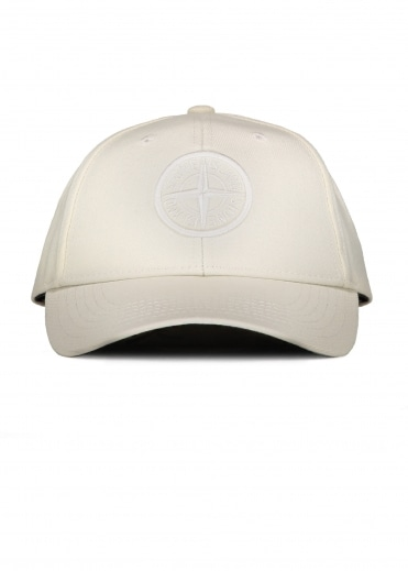 Logo Cap - Natural