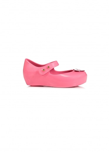 x Melissa Kids Mini Ultragirl 18 - Pink Love