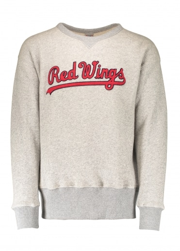 Rochester Red 1963 Sweat - Grey