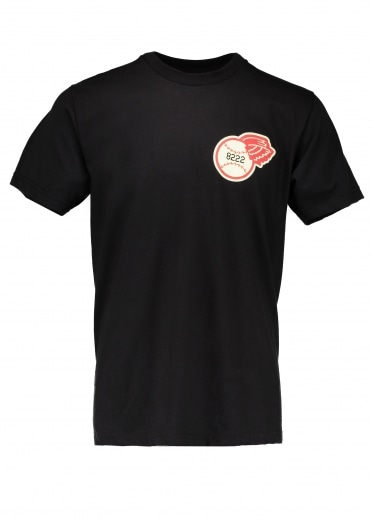 Rochester Red Wings SS Tee - Black