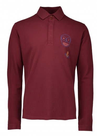 LS Polo - Red