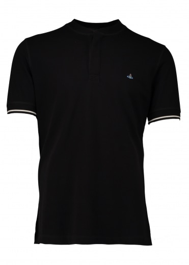 Overlock Top - Black