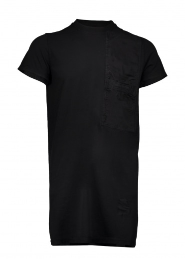 Pocket SS Tee - Black