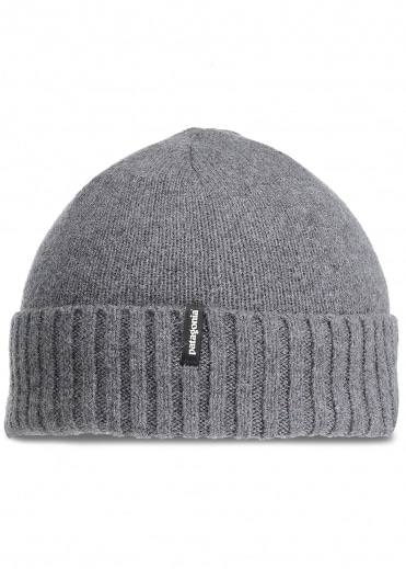 Brodeo Beanie - Feather Grey