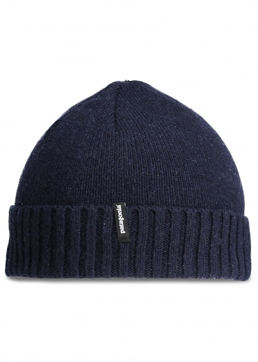 Brodeo Beanie - Navy Blue