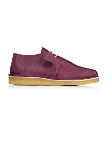 Desert Trek Nubuck - Grape