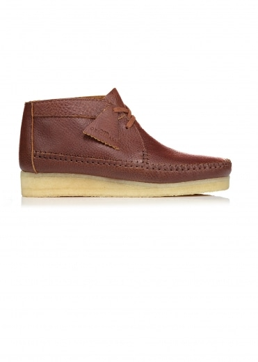 Weaver Boot Leather - Tan