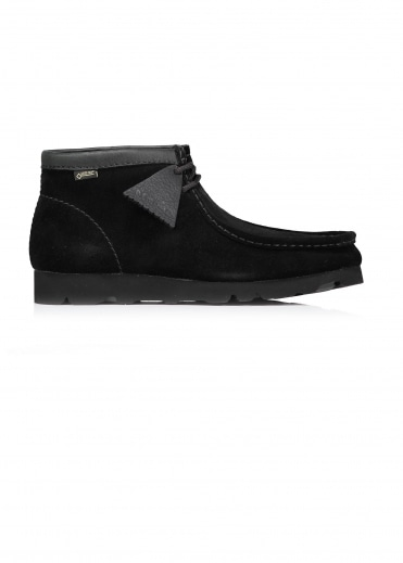 Wallabee Boot GTX Suede - Black