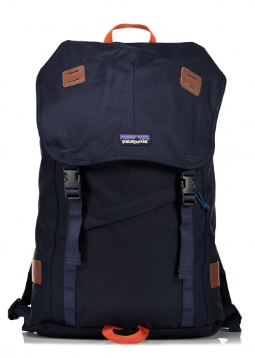 Arbor Pack 26L - Navy Blue / Red