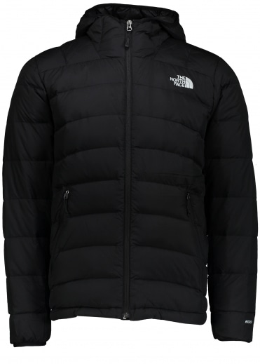 La Paz Hooded Jacket - Black