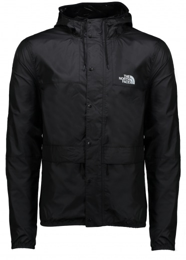 1985 Mountain Jacket - Black / Grey