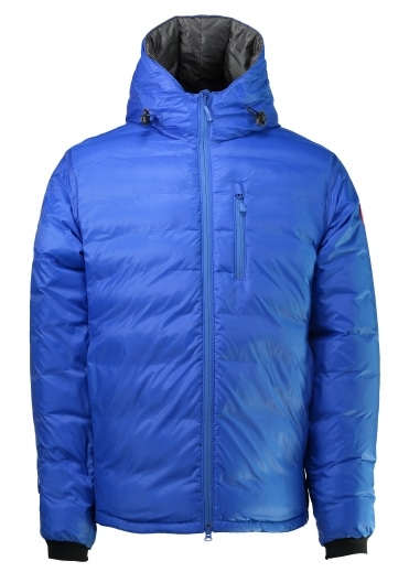 Canada Goose Lodge Hoody PBI - Royal Blue