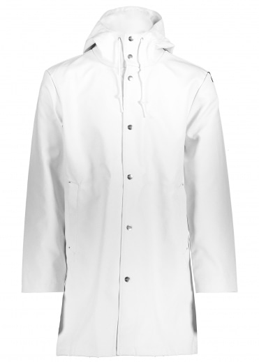 EQT Rains Jacket - White