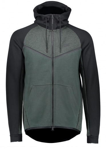 Tech Fleece Windrunner - Outdoor Green