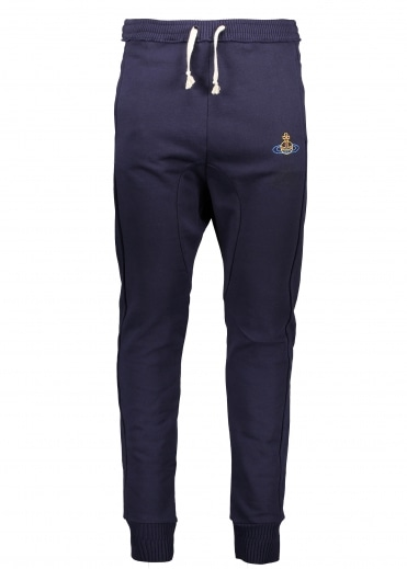 Skinny Sweatpants - Navy