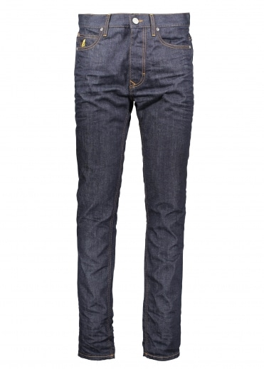 Anglomania Classic Tapered Jeans - Blue Denim