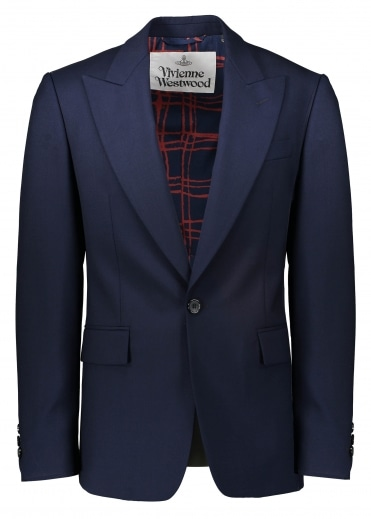 James Suit - Navy