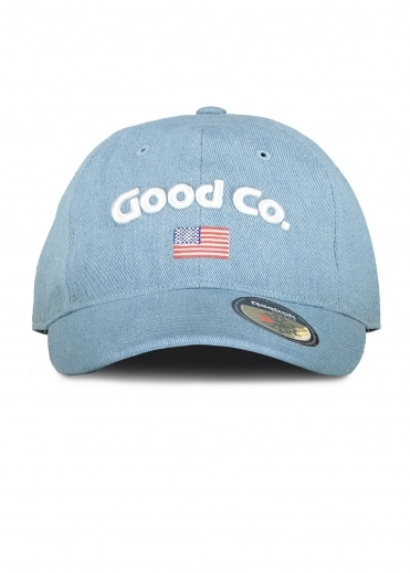 x The Good Company Collab Cap - Sky