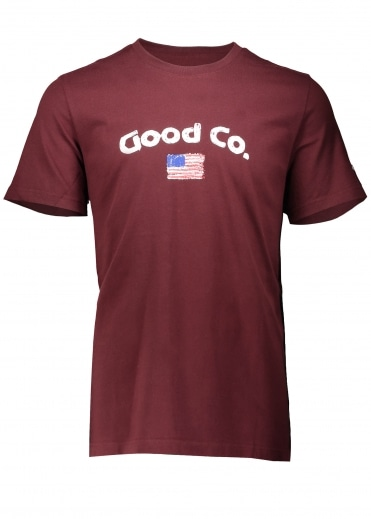 x The Good Company New Tee - Burnt Sienna