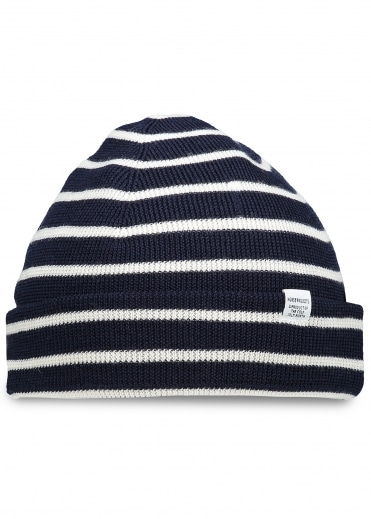 Classic Normandy Beanie - Navy