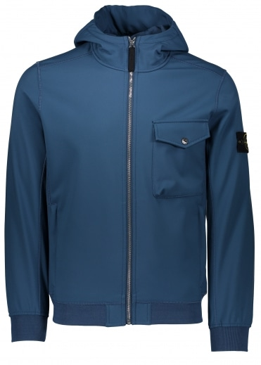 Soft Shell R Jacket - Dark Blue
