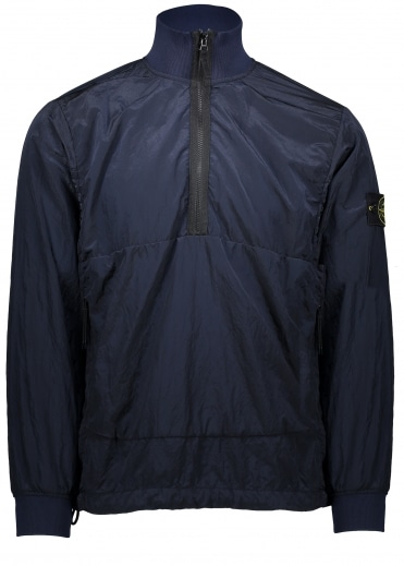 Zip Jacket - Blue Marine