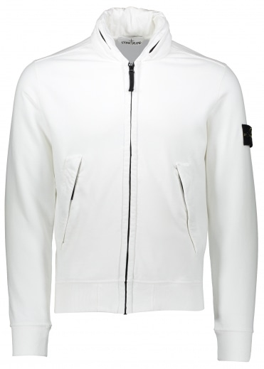 Zip Jacket - White