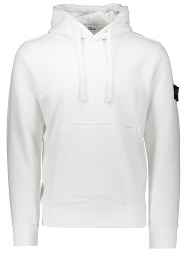 Hooded Sweatshirt - White
