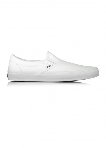 Classic Slip On - True White